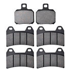For BENELLI TRE-K 1130 Amazonas 2006-2016 2017 Motorcycle Front Rear Brake Pads