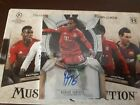 2018-19 Topps Museum Collection UEFA Champions League Soccer Cards 18