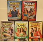 5 NEW The Biggest Loser workout DVD lot weight loss yoga power sculpt boot camp