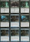 Zombie Delve Black Custom Magic MTG Casual Deck 60 Cards