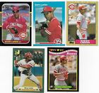 Topps Barry Larkin Cards Document a Hall of Fame Career 29