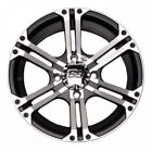 4/110 ITP SS212 Alloy Series Wheel 12x7 2.0 + 5.0 Machined 12SS301BX