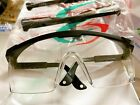 10 PCS Safety Over Glasses Goggles Clear Lens Lab Work Eye Protective Eyewear US