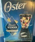 Oster Classic 10 Speed 5 Cup Glass Jar 700 Watts Blender w Ice Crushing Power