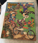 1984 BUGS BUNNY AND FRIENDS 100 Piece Jigsaw Puzzle LOONEY TUNES Dirt Bike Derby