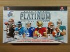 2012 Topps Platinum Football Factory-Sealed Hobby Box Russell Wilson Rookie Card