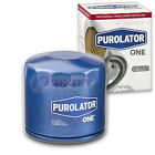 Purolator ONE Engine Oil Filter for 1990 1993 Geo Storm Long Life yb