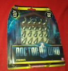 Doctor Who CYBERMATS Figures Sealed Dr Series 6 Toy the flesh