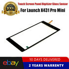 Touch Screen Panel Digitizer Glass Sensor Replacement For Launch X431 Pro Mini