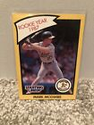 1989 Kenner Starting Lineup Mark McGwire Rookie Oakland Athletics