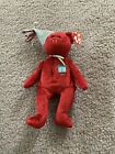 Ty Beanie Baby July Birthday Bear- With tag