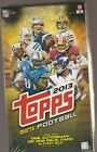 New 2013 Topps Mini Football Sealed Hobby Box 1 Autograph or Relic Card Per Box.