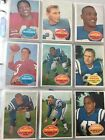 1960 Topps Football Cards 47