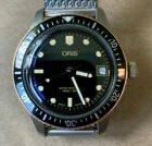 Oris 65 automatic 36mm case mens swiss made diver