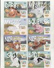 TY Beanie Babies 1999 BBOC Cards - lot of 40 cards Series II