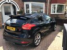 LARGER PHOTOS: Focus ST2...FSH, £20 road tax, SAT, DAB