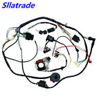 For 50cc 110cc 125cc ATV QUAD Electric Wiring Harness Wire CDI Stator Kit