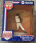 Willie Mays 1995 Stadium Stars Starting Lineup Figure San Francisco Giants