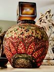 Exquisite Rare Hand Beaded Decorative Vase The Lam Lee Group By OLF