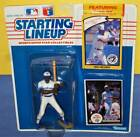 1990 FRED MCGRIFF Toronto Blue Jays Rookie * FREE s/h* Starting Lineup 1987 card