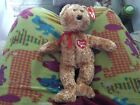 """TY beanie baby Bear of the Month """"Thank You"""" Bear April 2004"""