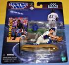 1999 MIKE PIAZZA 1st New York Mets NM- * FREE s/h * Starting Lineup short print