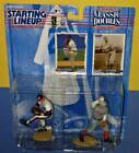 1997 Classic Doubles GREG MADDUX Braves CY YOUNG Boston Red Sox Starting Lineup