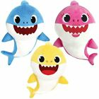 Baby Shark Plush Singing Official Music Song Pinkfong Toys WowWee Plush Toy