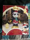 NEW IN BOX DISNEY CHRISTMAS AIRBLOWN INFLATABLE MINNIE MOUSE FIGURE 4