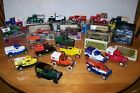 Vintage Style Model A Die Cast Banks Liberty Ertl Others  Lot of 23 New  Used