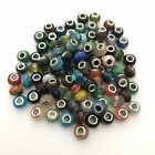 Wholesale Lot 25 50 100 250 European Bracelet Beads Mixed Murano Art Glass