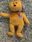 CELEBRATIONS THE QUEEN'S 50TH GOLDEN JUBILEE BEAR #4620 BEANIE BABY MWMTS