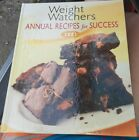 Weight Watchers Annual Recipes for Success 2003 Cook Book