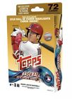 🔥🔥 2018 Topps Update Series Baseball Factory Sealed Hanger Box 72 Cards 📈
