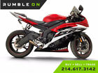 2014 Yamaha YZF-R6 (RAPID RED/PEARL WHITE) CALL (877) 8-RUMBLE 2014 Yamaha YZF-R6 (RAPID RED/PEARL WHITE) CALL (877) 8-RUMBLE Used