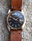 Vintage Rolex Oysterdate Precision Ref 6694 Steel Roulette Date Bulang and Sons