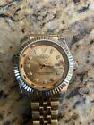 mens rolex oyster perpetual datejust Gold