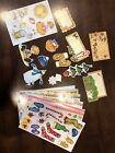 Stickers Embellishments Tags Die Cuts Seasons Scrapbooking Papercrafting