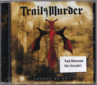 Trail of Murder - Shades of Art (Factory Sealed CD) 2012 Tad Morose Aor Heaven