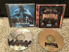 Pantera Far Beyond Driven & Official Live: 100 Proof CD's