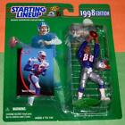 1998 TERRY GLENN Rookie New England Patriots NM/MINT *0 s/h sole Starting Lineup