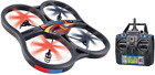 World Tech Toys 35879 Panther SPY Drone UFO Video Camera 24GHz RC Quadcopter