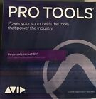 PROTOOLS Avid Pro Tools 12 2018 2019 2020 Perpetual License Activation PLUS 1yr