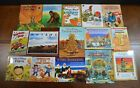 Lot 15 THANKSGIVING THEMED Childrens Picture Books Native Americans Pilgrims N11
