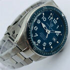 44mm PAGANI Design Blue Sapphire glass Exhibition NH35 Top Automatic Mens Watch