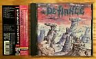 Defiance - Void Terra Firma (Original Japan CD w/ OBI) RRCY-23067 Exodus Slayer