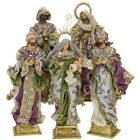 Mark Roberts 2020 Collection Nativity On Base Set of 5 Figurines