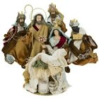Mark Roberts 2020 Collection Nativity of Venice Brown Set of 4 Figurines