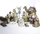Catholic Church Nativity Set in Color 24 4 tabernacle chalice monstrance