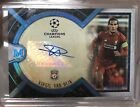 2019-20 Topps Museum Collection UEFA Champions League Soccer Cards 17